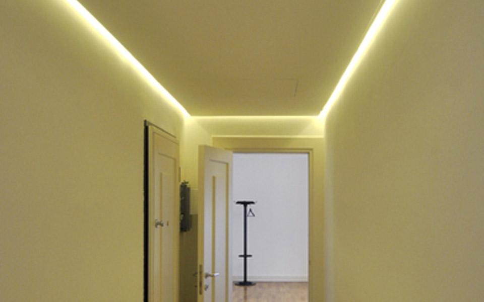 share studio architettura arredi consulenza illuminotecnica appartamento milano uffici