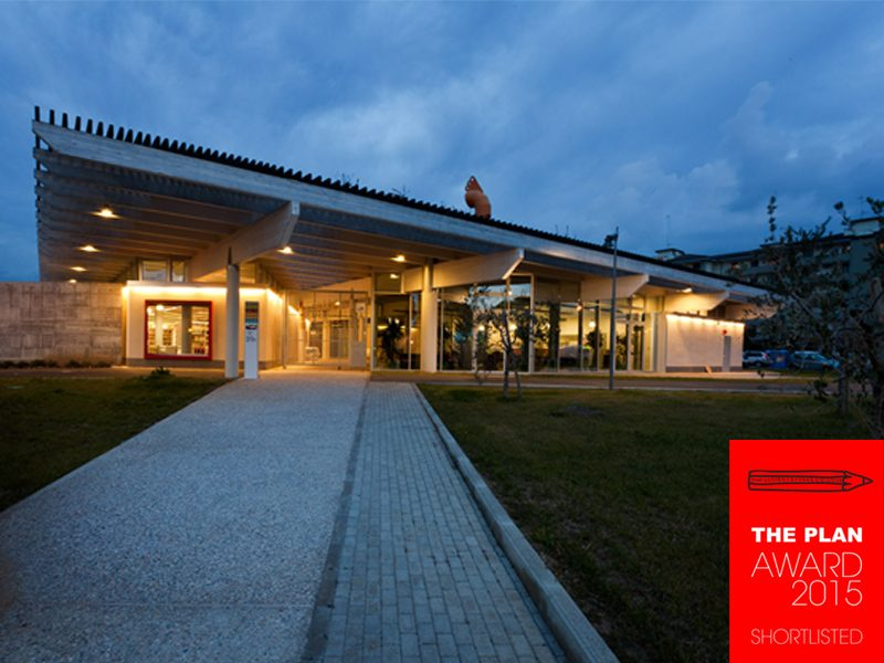 share studio architettura centro culturale le creste finalista the plan award 2015