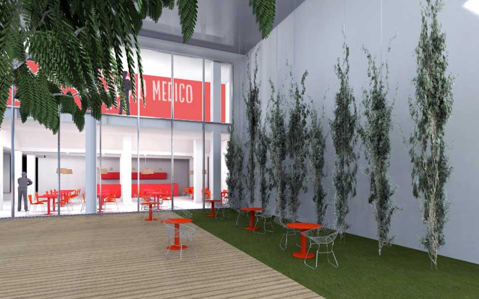share studio architettura centro polifunzionale savigliano