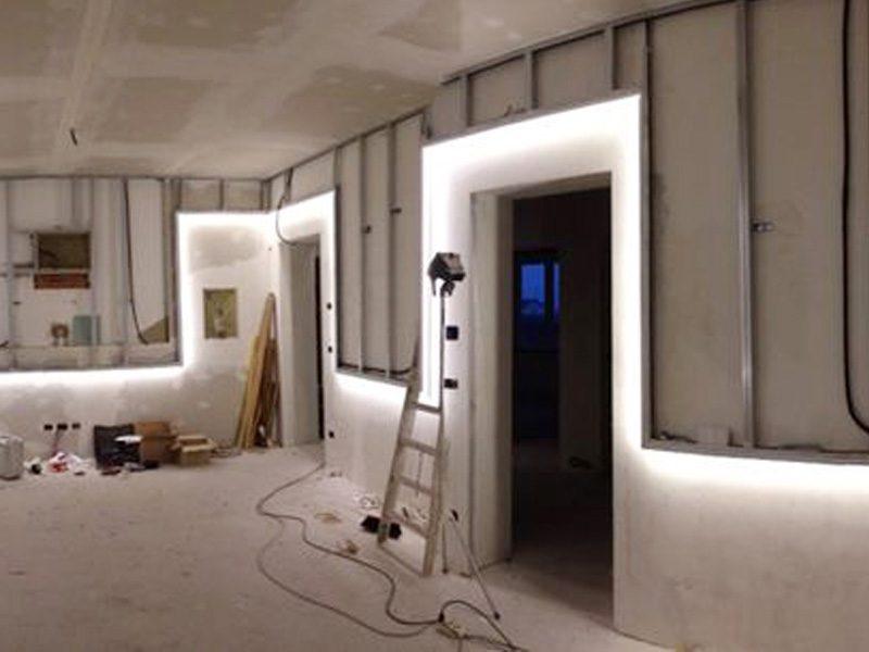 share studio architettura conclusione cantiere appartamento rivarolo news