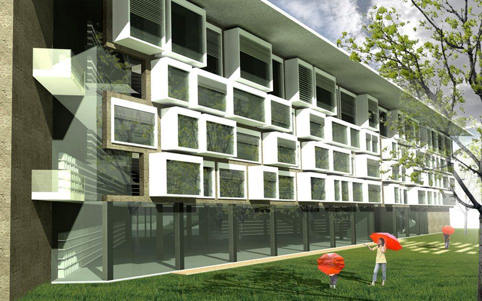 share studio architettura concorso nuova biblioteca civica legnano