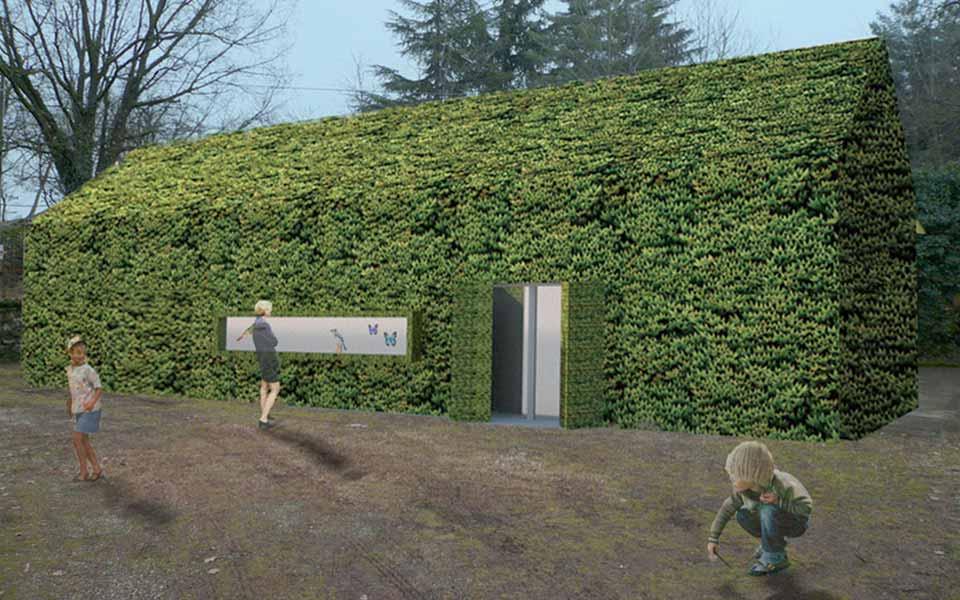 share studio architettura concorso polo sviluppo sostenibile ivrea