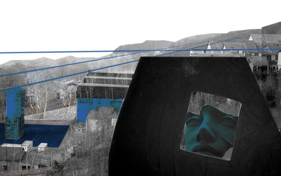 share studio architettura concorso riqualificazione balangero ex-cava amianto
