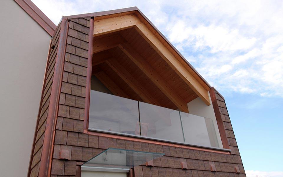 share studio architettura progetto edificio casa emissioni quasi zero