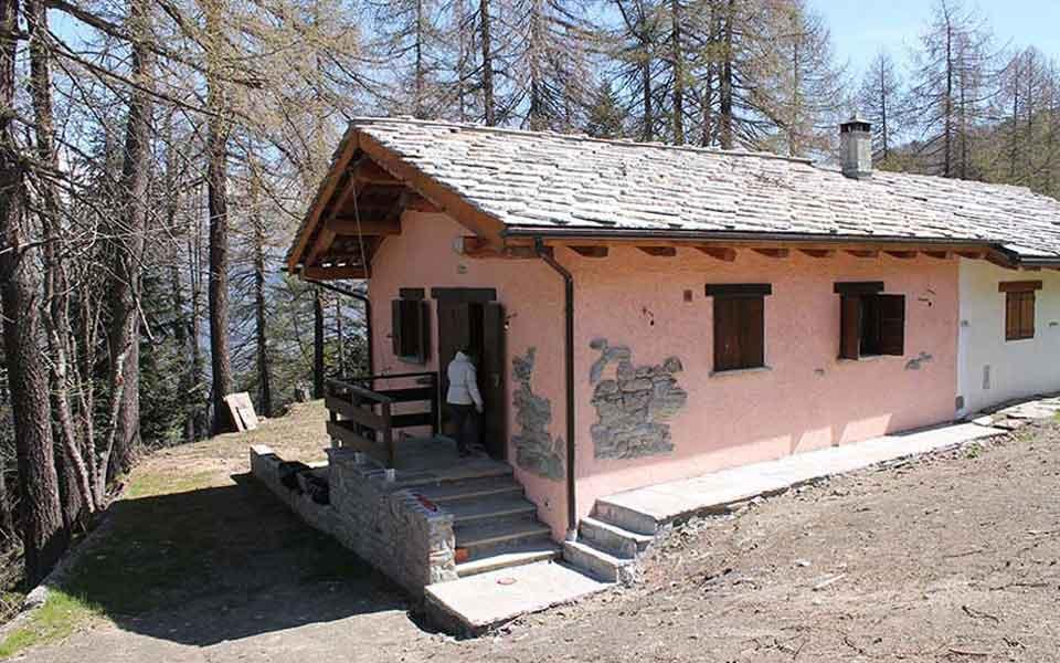 share studio architettura progetto recupero di una casa rurale montana valsusa torino