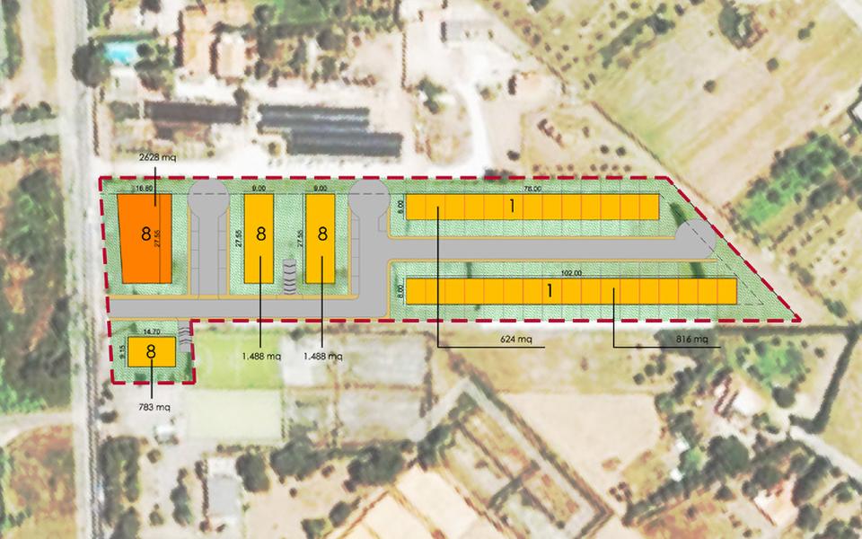 share studio architettura progetto trasformazione area residenziale roma